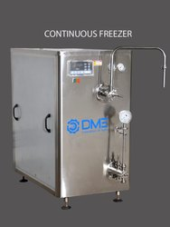 ELECTRIC CONTINUOUS FREEZER
