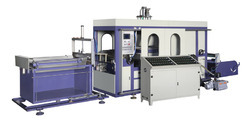 Plastic Cup & Glass Making Machine