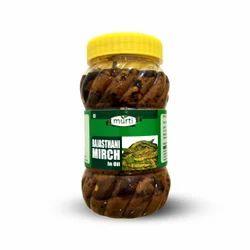 Murti Rajasthani Mirch Pickle