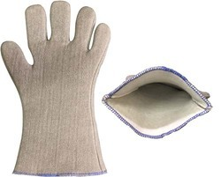S Protection Heat Resistant Glove for Metal smelt and Metal Extrusion