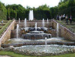 Water Fountain Waterfall