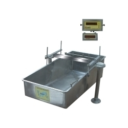 Milk Weighing Scale System (300 Lt)
