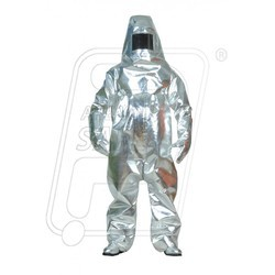 Aluminised Glass Fiber Suit