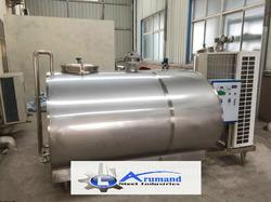 Bulk Milk Cooler -1000LTRs.  ITEM CODE:-BMC-1KL MILK TANK