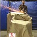 Ceramic Fibre Fire Blanket