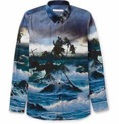 Designer Painting Shirt