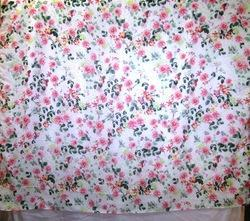 Poly Voile Flower Printed Stoles