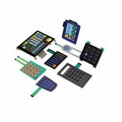 Medical Equipment Membrane Key Pads