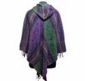 Wool Hippie Poncho Sweater UK Clothing