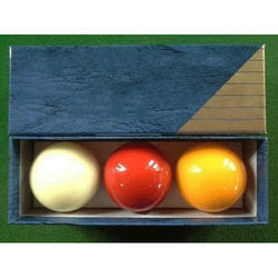 Belgian Billiard Ball Set