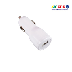 CC 50 USB Dock White Car Charger