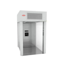 Clean Air Powder Dispensing Sampling Booth