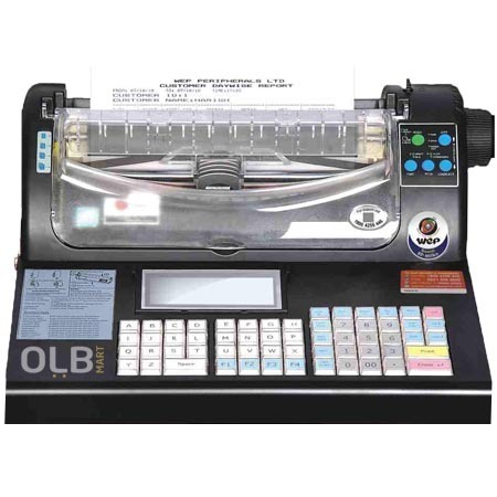 Billing Machines 3 To 8 Inches Size with Permanent Printing