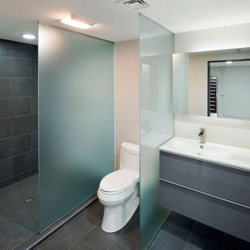 Glass Partition Bathroom Glass Partition Manufacturer From Chennai - Glass partition wall for bathroom