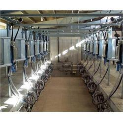 6x2 Point Milking Parlor