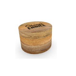 Custom Size Cosmetic Packing Wood Jar