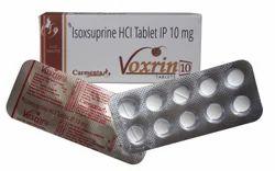 Isoxsuprine HCl 10 mg