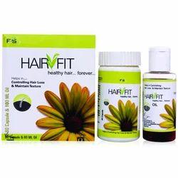 Hair Fit Herbal Hair Oil
