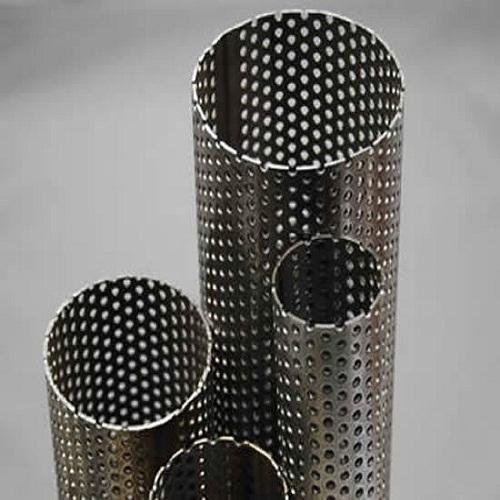 Perforated Coils Titanium Perforated Coils Manufacturer