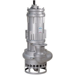 Stainless Steel Dragflow Dredging Pump, Max Flow Rate: 100-800 M3/h