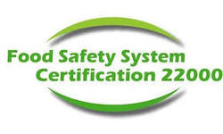 ISO 22000 FSSC 22000 Food Safety Certification Requirements
