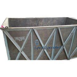 Spiral HDPE Rectangular Chemical Storage Tank