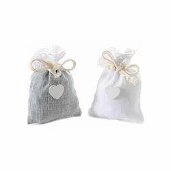 Juteberry Cotton Pouch Bags