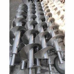 Screw Industrial Conveyor Pipe