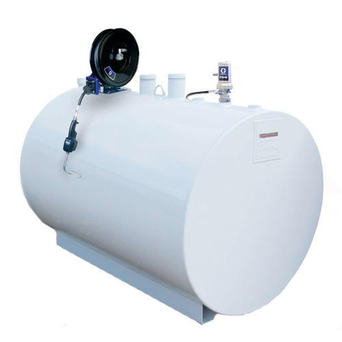 Lubrication System With Built In Tank