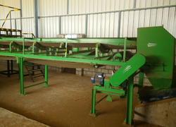 Industrial Rubber Belt Conveyor