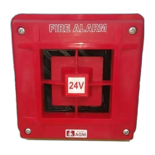Fire Alarm Hooters Fire Alarm Hooter Manufacturer From Delhi