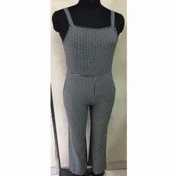 Ladies Printed Jumpsuit