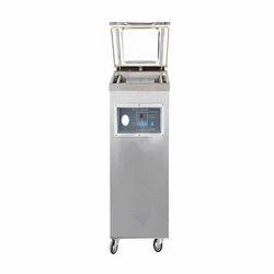 DZ400 2D Vacuum Packaging Machine Single Chamber