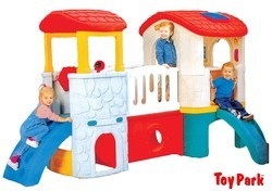 JUMBO PLAY HOUSE  (PS 158)
