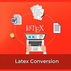 Latex Conversation Service