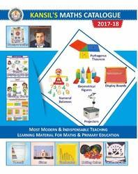 Maths Catalogue Chart