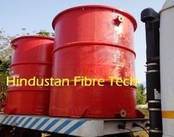 FRP Chemical Dosing Tanks