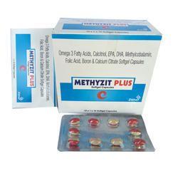 Methyzit Plus Softgel Capsule