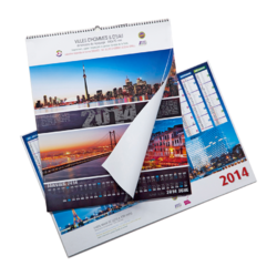 Full Page Calendars Printing