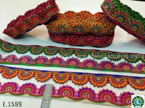 Lace Manufacturers India Manufacturer Of Embroidery Lace