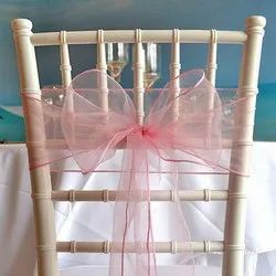 Chair Cover Bows