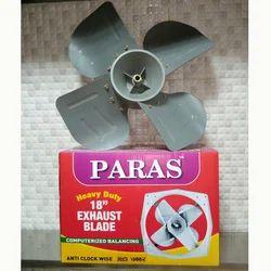 Anti Clockwise Exhaust Fan Blade
