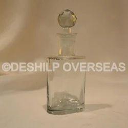 Clear Bottle