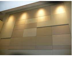 Acoustical Wall System