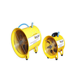 Pneumatic Portable Ventilation Fans
