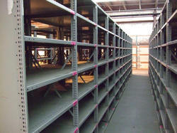 Industrial Shelving System