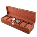 06 Brown Watch Box