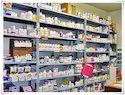 Pharmacy Storage Racks
