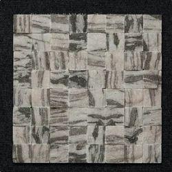 Mable Block Pattern Wall Mosaic