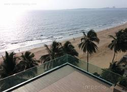 Frameless Sea Side Railing